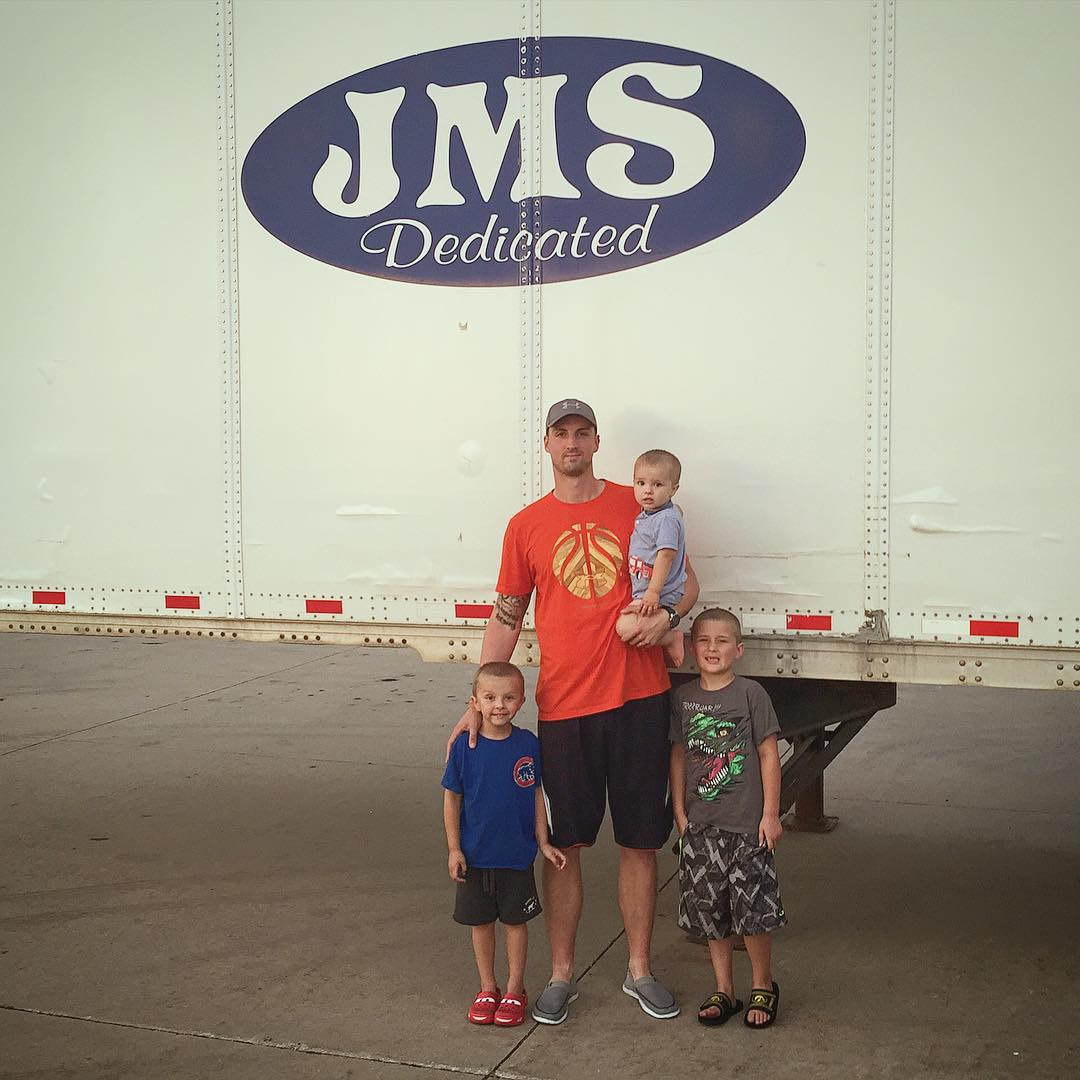 JMS Transportation Co. Inc. has been hauling freight across the country for over 25 years.